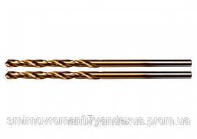 Свердла по металу титанові YATO : HSS-TIN, Ø= 2.8 мм, l= 61/33 мм, 2 шт