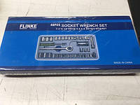 Набор торцевых ключей 40 предметов Flinke Socket Wrench Set.