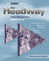New Headway 4th Ed Upper-intermediate: Teacher's Book & Resource Disk Pack