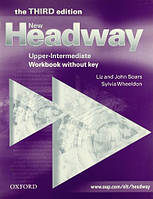 New Headway 4th Ed Upper-intermediate: Workbook with Key & iChecker CD Pack