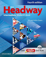 New Headway 4th Ed Intermediate: SB with DVD
