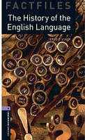OBWL Factfiles 4: The History of the English Language + CD