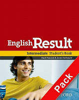 English Result Intermediate: Student's Book With DVD Pack