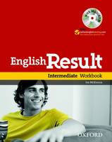 English Result Intermediate: Workbook with Answer Booklet and MultiROM Pack