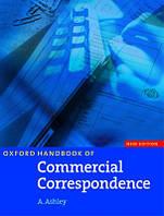 Oxford Commercial Correspondence Handbook