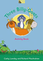 Fairytales - Three Billy Goats: Activity Book