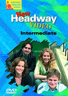 New Headway Video Intermediate: DVD