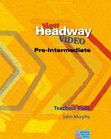 New Headway Video Pre-Intermediate: Teacher's Book
