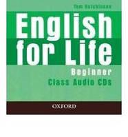 English for Life Beginner: Class Audio CD (3)