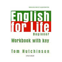 English for Life Beginner: WB+K