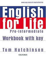 English for Life Pre-Int: WB+K