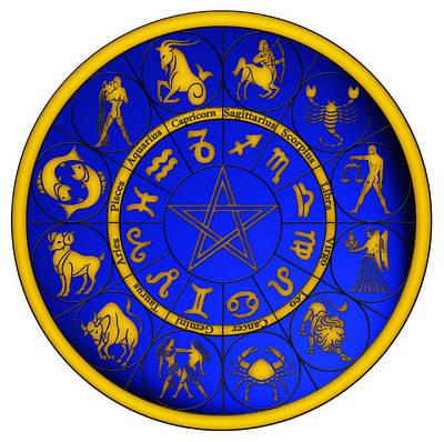 Картины со знаками Зодиака