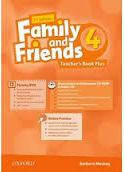 Family and Friends 4 Teacher's Book Plus Pack /2nd edition/