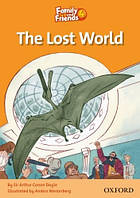 Family and Friends 4: Reader C: The Lost World