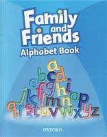Family and Friends: Alphabet Book, фото 1