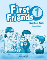 First Friends 1: Numbers Book