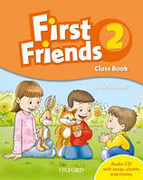 First Friends 2: Class Book Pack with CD