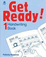 Get Ready! 1 Handwriting Book