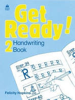 Get Ready! 2 Handwriting Book
