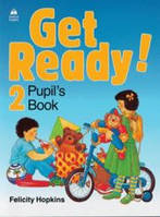 Get Ready! 2 Pupil's Book
