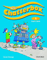 New Chatterbox 1: Pupil's Book