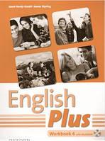English Plus 4: Workbook & MultiROM Pack