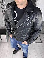 2faa54e6 Кожаные мужские куртки в Черкассах. Сравнить цены, купить ...