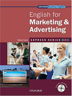 English for Marketing & Advertising: Student's Book and MultiROM