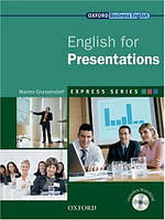 English for Presentations: Student's Book and MultiROM