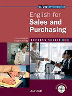 English for Sales & Purchasing: Student's Book and MultiROM Pack