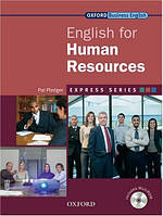 English for the Human Resources Industry: Student's Book and MultiROM