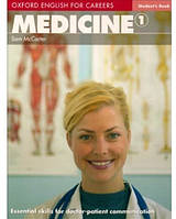 Oxford English for Careers: Medicine 1: Student's Book