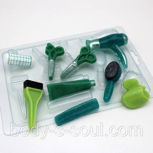 Пластиковая форма Парикмахерские МИНИ