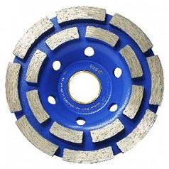 Диск шлифовальный алмазный S&R Meister по бетону 100 мм.