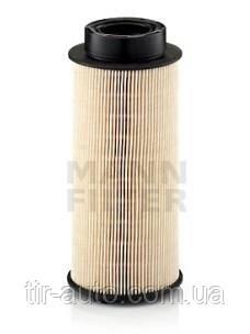 Фильтрующий элемент топливного фильтра SCANIA 4, P, R, T - series ( MANN ) PU 941/1X