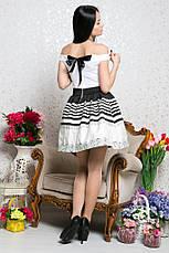 Платье дайвинг без рукавов , фото 3