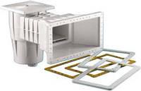 Скіммер IML для плівкових басейнів з широкою горловиною і квадратної кришкою
