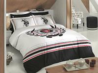 Брендовое постельное белье полуторное U.S Polo Assn. Austin