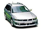 Захист картера двигуна і кпп Mitsubishi Galant VIII 1997-2003, фото 7