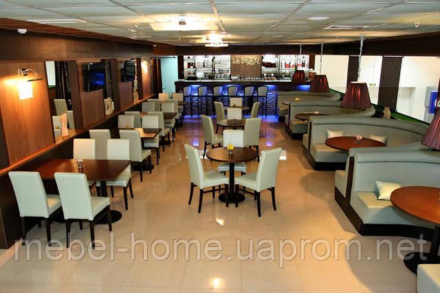 Выбираем мебель для кафе или ресторана