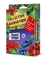 """Ароматизатор воздуха CA-12 (Лесные ягоды)  под сиденье 200 мл """"Collection Aromatique"""""""