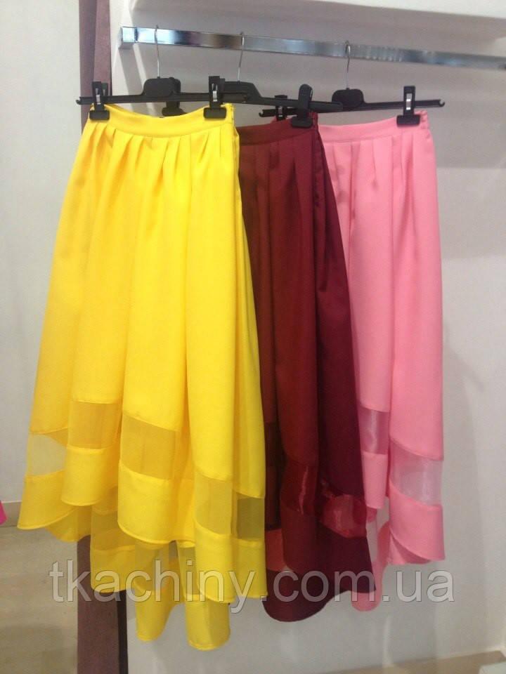Ассиметричная юбка с доставкой