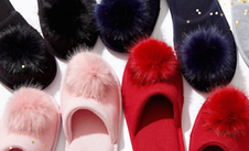 Тапочки Victoria's Secret размер 38-39 женские тапки, фото 2