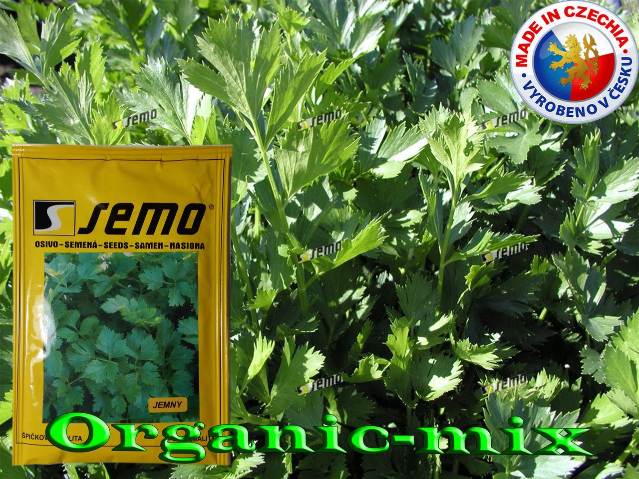Сельдерей листовой ЕМНИ (JEMNY) от ТМ SEMO (Чехия), проф. пакет 25 грамм