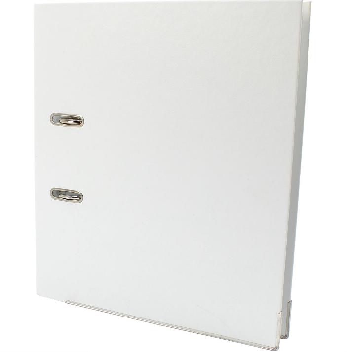 Папка регистратор А4 LUX Economix, 50 мм, белая