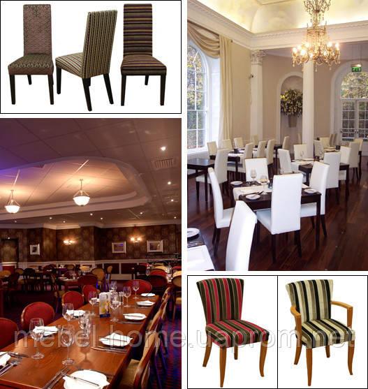 Выбор мебели для оформления ресторана