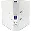 Папка регистратор А4 LUX Economix, 50 мм, белая, фото 2