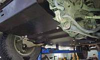 Защита радиатора, двигателя и редуктора  для Toyota Land Cruiser 200