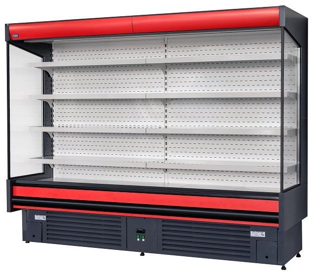 Стелаж холодильна шафа COLD EVEREST R-12 E