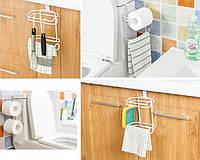Металлический держатель для кухонных принадлежностей, фото 1